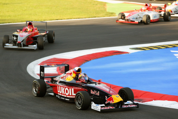 Daniil Kvyat (RUS) Eurointernational. Formula BMW Europe, Rds 12 & 13, Monza, Italy, 10-12 September 2010.