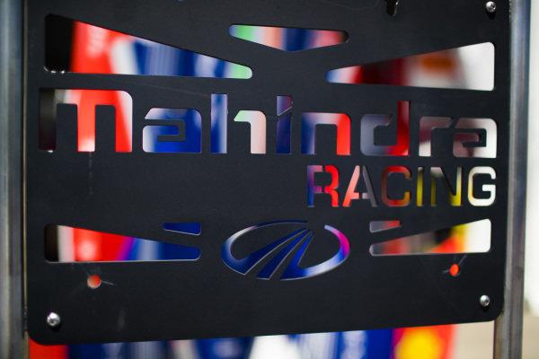Mahindra Racing logo
