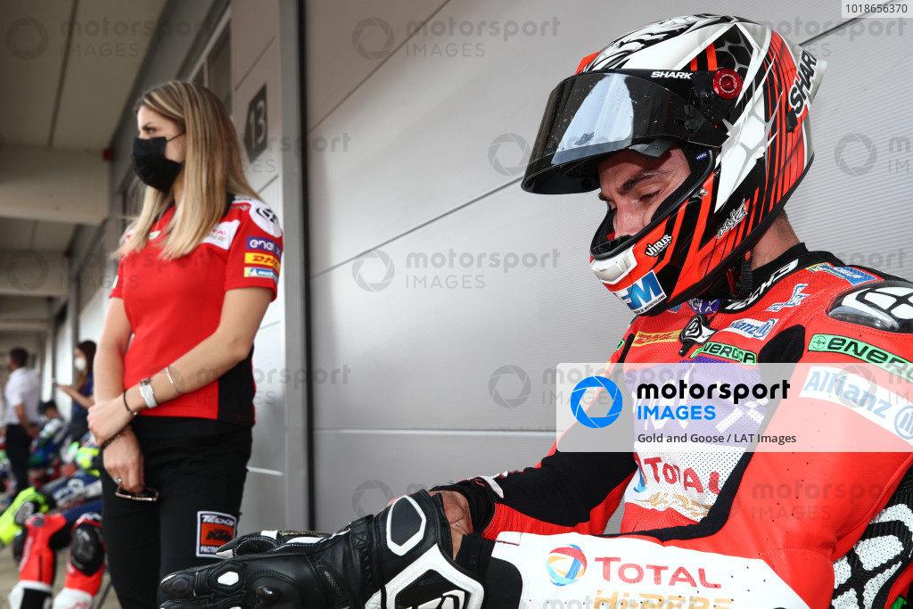 Corentin Perolari, Tech 3 E-Racing.