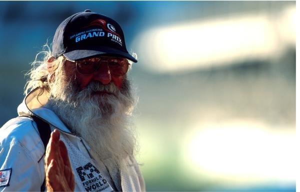 Race fan Australian GP - Melbourne, Australia, 4 March 2001 BEST IMAGE