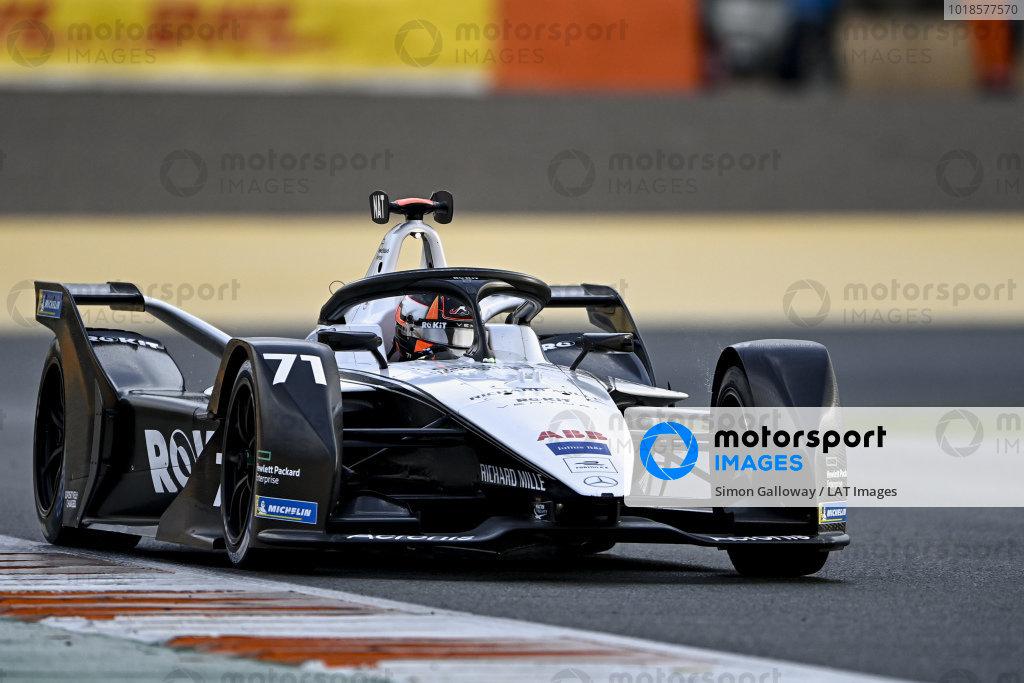 Norman Nato (FRA), Venturi Racing, Silver Arrow 02