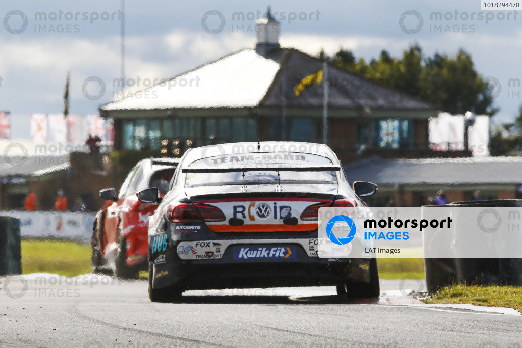 Jack Goff (GBR) - RCIB Insurance Racing with Team HARD Volkswagen CC