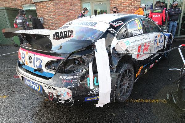 Mike Bushell (GBR) - Team HARD Volkswagen CC
