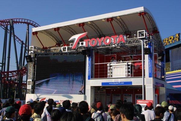 2001 Japanese Grand Prix - Saturday / QualifyingSuzuka, Japan. 21st October 2001World Copyright - LAT Photographicref: 8 9 MB Digital