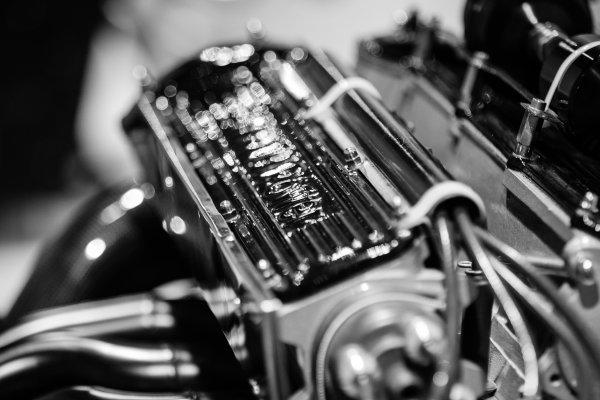 1981 BMW M12/13 Formula One engine
