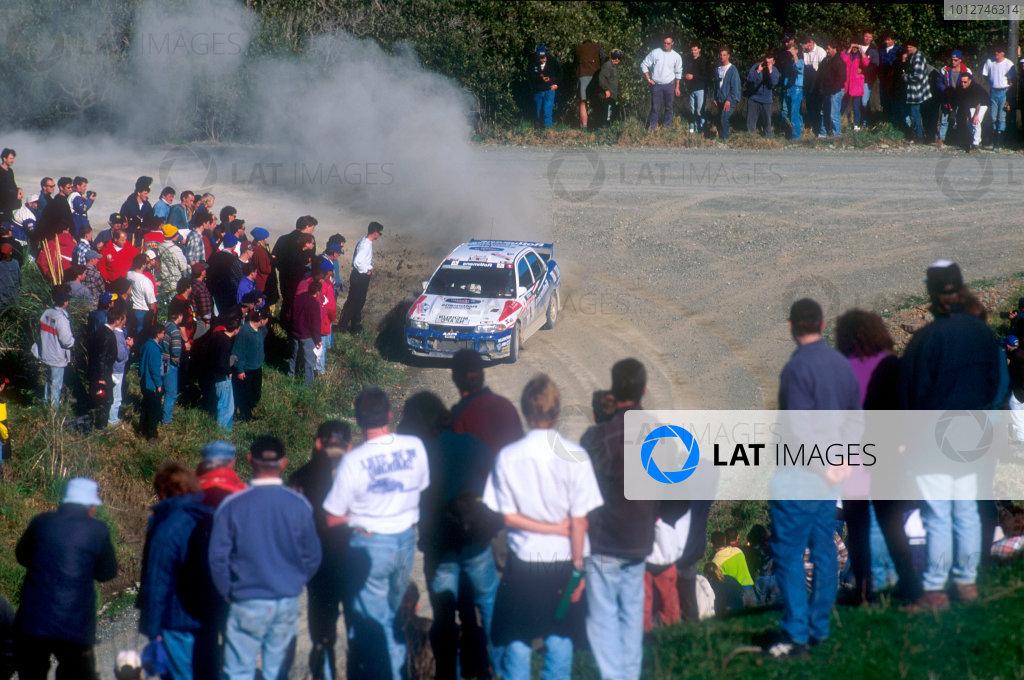 1996 World Rally Championship