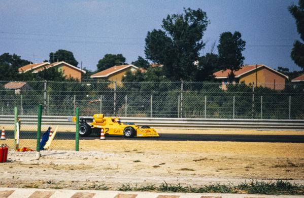Giorgio Francia, Osella FA2 BMW.