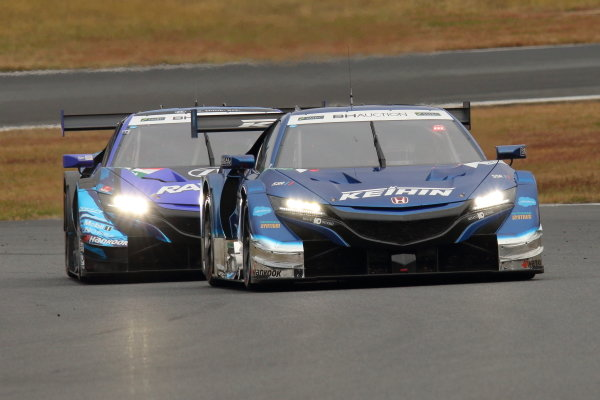 Super GT - DTM Dream Race 1, Koudai Tsukakoshi, Keihin Real Racing, Honda NSX-GT, 2nd position in GT500,