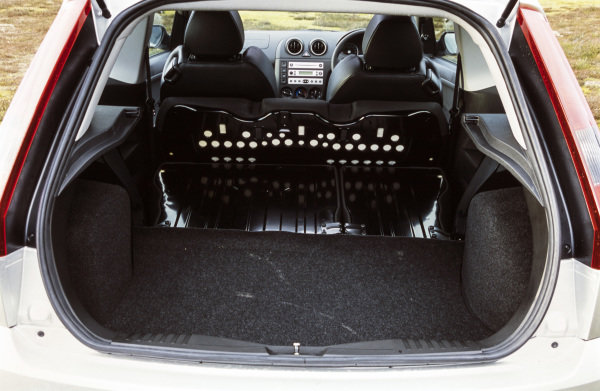 Ford Fiesta ST.