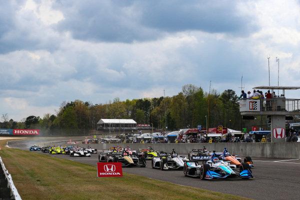 Race Start, Green Flag