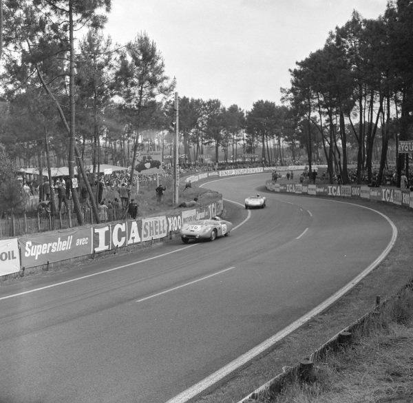 Paul Armagnac / Jean-Claude Vidilles, Automobiles Deutsch et Bonnet, D.B. HBR4 - Panhard.