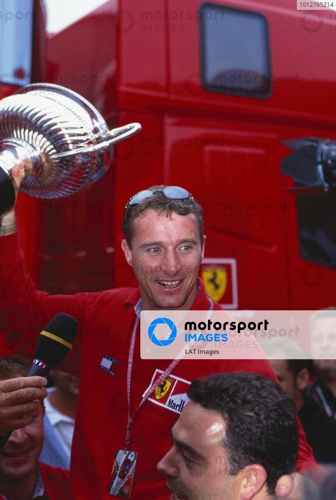 1999 Austrian Grand Prix.