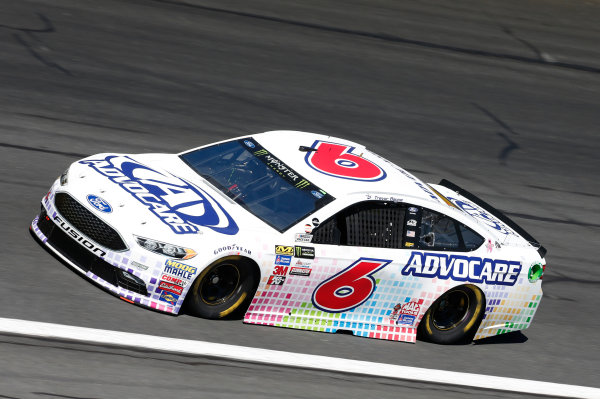 Monster Energy NASCAR Cup Series Bank of America 500 Charlotte Motor Speedway, Concord, NC Friday 6 October 2017 Trevor Bayne, Roush Fenway Racing, AdvoCare Ford Fusion World Copyright: Matthew T. Thacker LAT Images