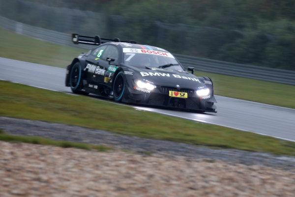 2017 DTM Round 7  Nürburgring, Germany  Saturday 9 September 2017. Bruno Spengler, BMW Team RBM, BMW M4 DTM  World Copyright: Alexander Trienitz/LAT Images ref: Digital Image 2017-DTM-Nrbg-AT1-0901