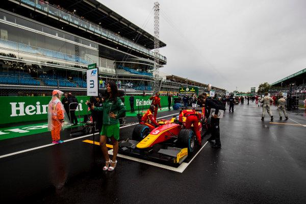 2017 FIA Formula 2 Round 9. Autodromo Nazionale di Monza, Monza, Italy. Saturday 2 September 2017. Nyck De Vries (NED, Racing Engineering).  Photo: Zak Mauger/FIA Formula 2. ref: Digital Image _T9I9812