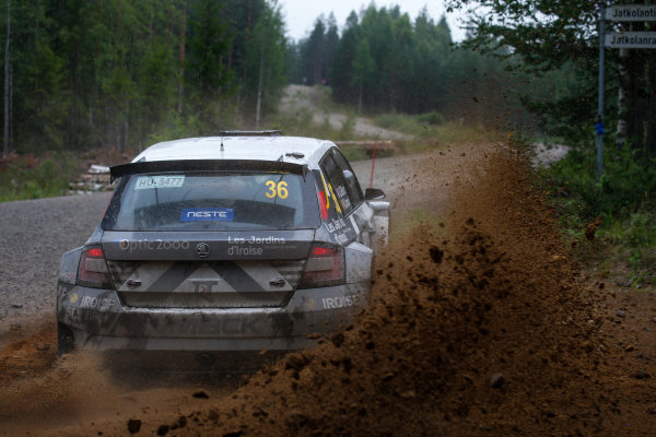 Round 9 - Rally Finland