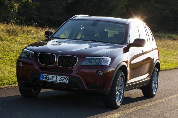 BMW X3 20d, 2012