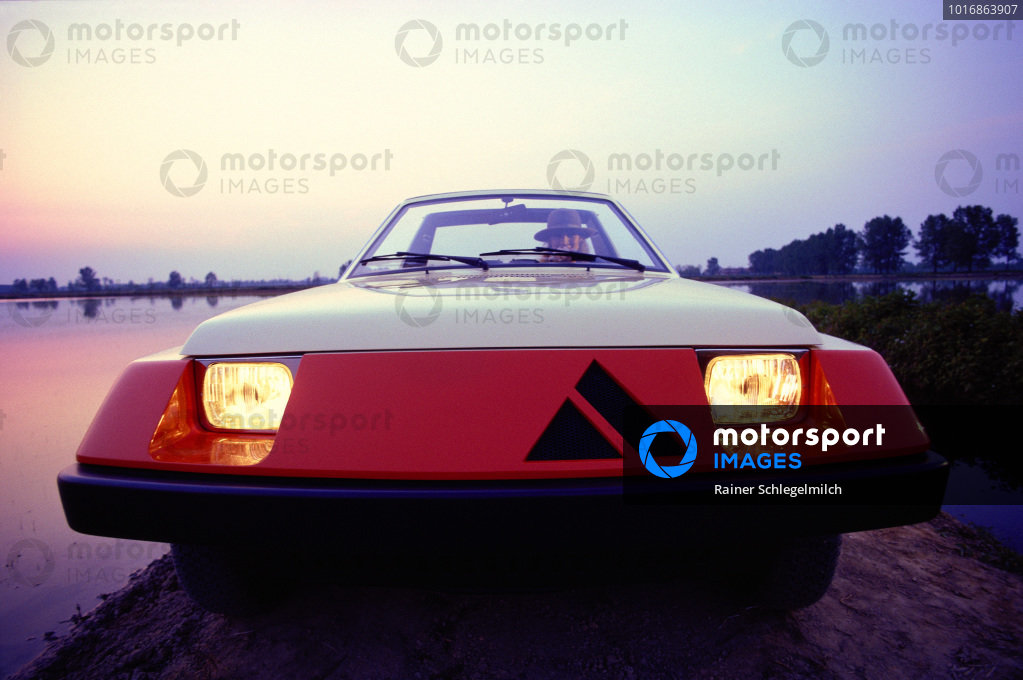 Pininfarina Autobianchi A112 Giovani Concept Car