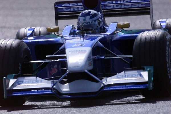 Kimi Raikkonen(FIN) Sauber Petronas C20
