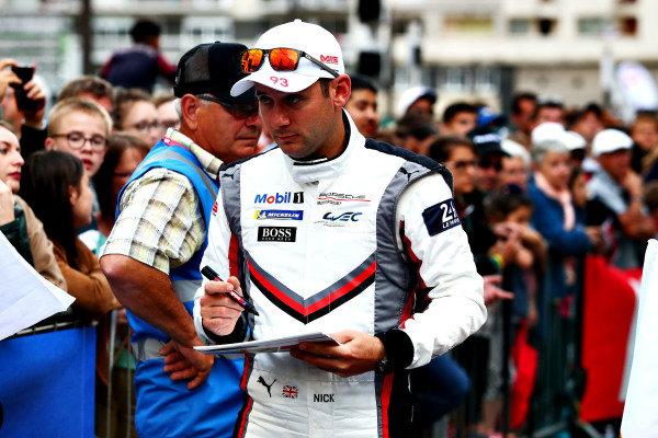 #93 Porsche GT Team, Porsche 911 RSR - Nick Tandy