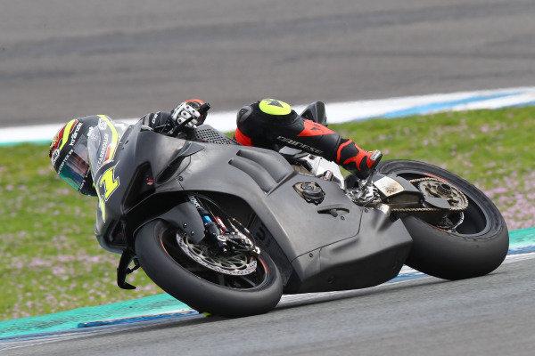 Sandro Cortese, Barni Racing Team.