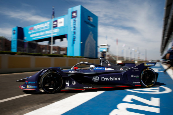 Alice Powell (GBR), Rookie Test Driver for Envision Virgin Racing, Audi e-tron FE06