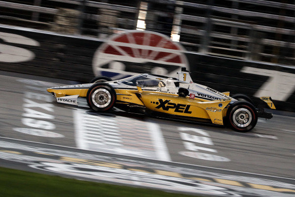 Josef Newgarden, Team Penske Chevrolet Copyright: Joe Skibinski - IMS Photo