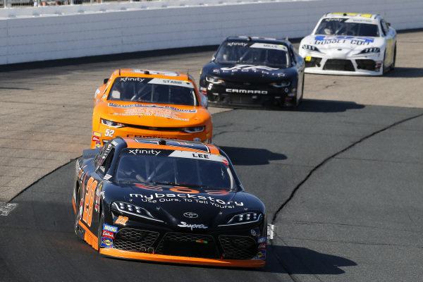 #28: Shane Lee, H2 Motorsports, Toyota Supra mybackstory.com and #52: David Starr, Means Motorsports, Chevrolet Camaro