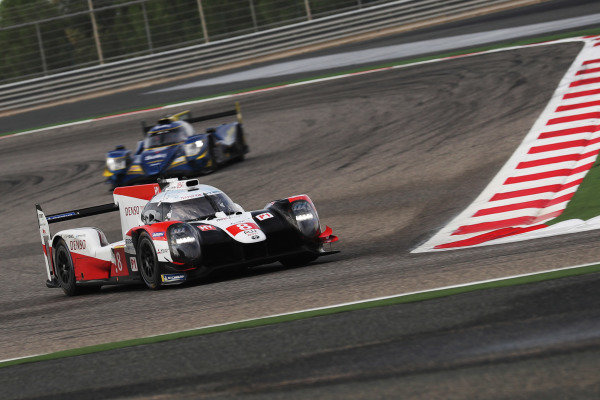#8 Toyota Gazoo Racing Toyota TS050: Thomas Laurent, Nyck DeVries
