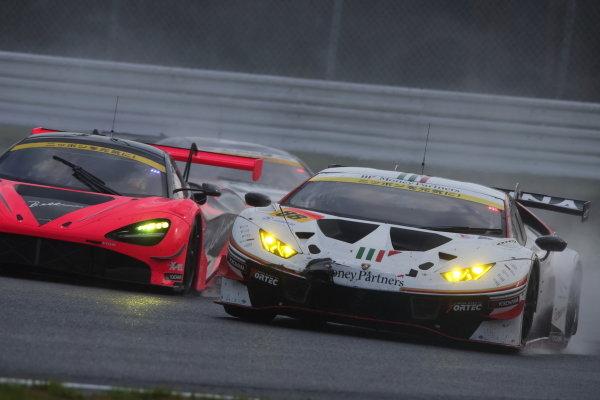 GT300 3rd position Takashi Kogure & Yuya Motojima ( #88 MANEPA LAMBORGHINI GT3 )