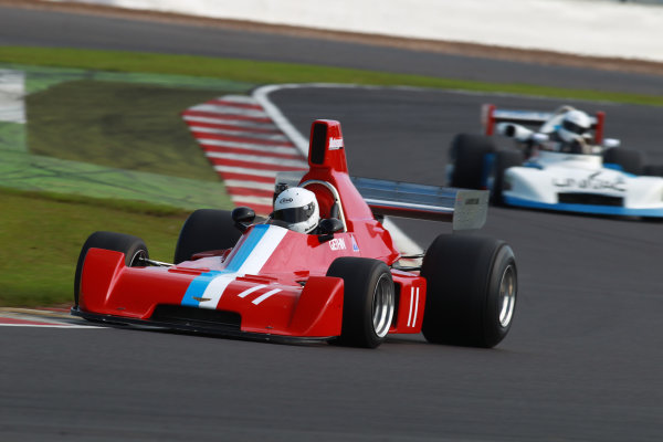 20th,21st&22nd July 2012Silverstone, Northants.THE PETER GETHIN TROPHY FOR F2&F5000Images Copyright Malcolm Griffiths/LATDigital Image C76D8498.JPG