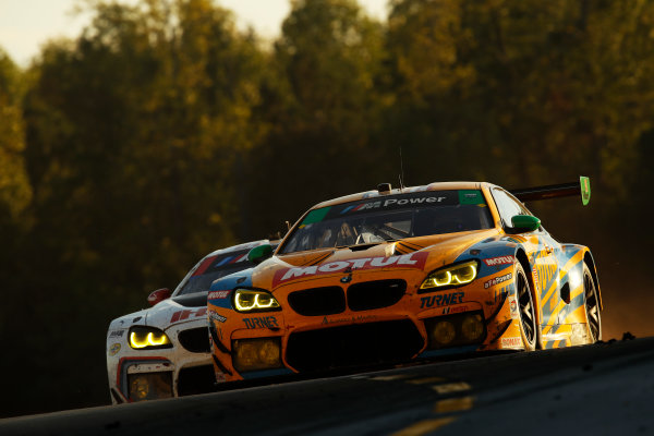 29 September - 1 October, 2016, Braselton, Georgia,  USA , 97, BMW, M6 GT3, GTD, Michael Marsal, Markus Palttala, 25, BMW, F13 M6, GTLM, Bill Auberlen, Dirk Werner, Augusto Farfus, priority ?2016, Michael L. Levitt LAT Photo USA