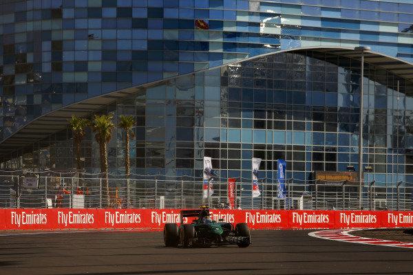Marcus Ericsson (SWE) Caterham CT05. Formula One World Championship, Rd16, Russian Grand Prix, Qualifying, Sochi Autodrom, Sochi, Krasnodar Krai, Russia, Saturday 11 October 2014.