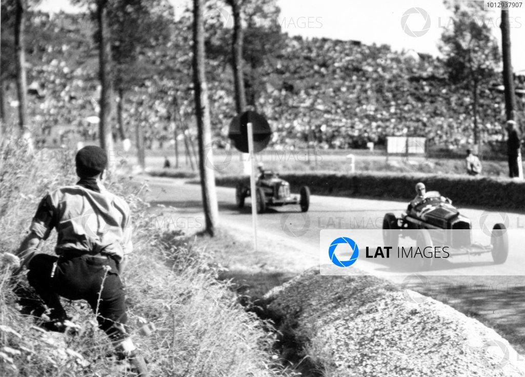 1935 Dieppe Grand Prix.