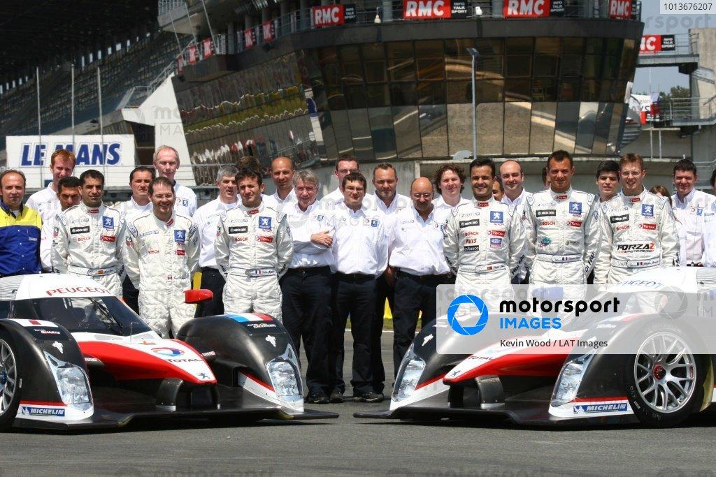 2007 Le Mans Test Day