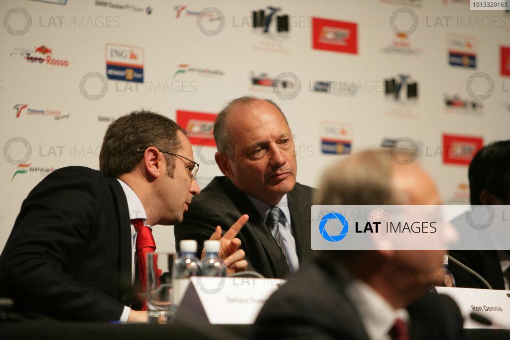 FOTA Press Conference