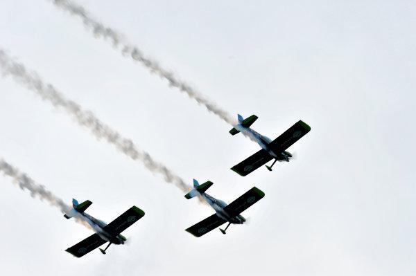 12-13 July, 2013, Newton, Iowa USA fly over ©2013, Scott R LePage LAT Photo USA