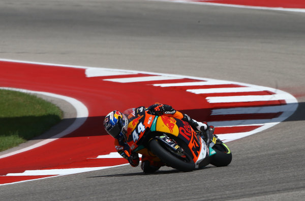 2017 Moto2 Championship - Round 3 Circuit of the Americas, Austin, Texas, USA Friday 21 April 2017 Miguel Oliveira, Red Bull KTM Ajo World Copyright: Gold and Goose Photography/LAT Images ref: Digital Image Moto2-500-2166