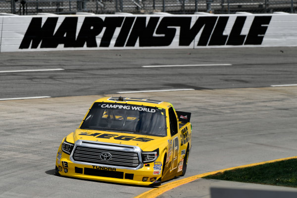 NASCAR Camping World Truck Series Alpha Energy Solutions 250 Martinsville Speedway, Martinsville, VA USA Friday 31 March 2017 Cody Coughlin World Copyright: Scott R LePage/LAT Images ref: Digital Image lepage-170331-mv-0313
