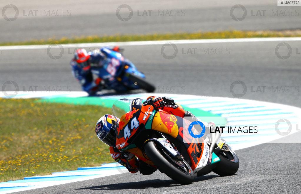 2017 MotoGP Championship - Round 4 Jerez, Spain Sunday 7 May 2017 Miguel Oliveira, Red Bull KTM Ajo World Copyright: Gold & Goose Photography/LAT Images ref: Digital Image 16171