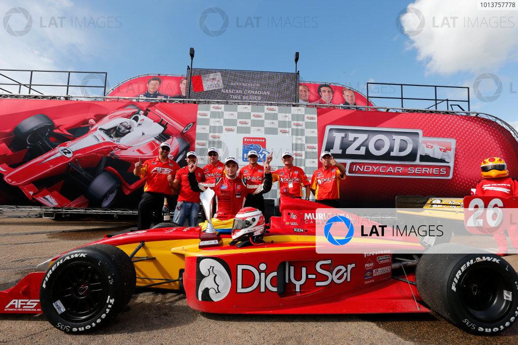 2012 Indy Lights Edmonton