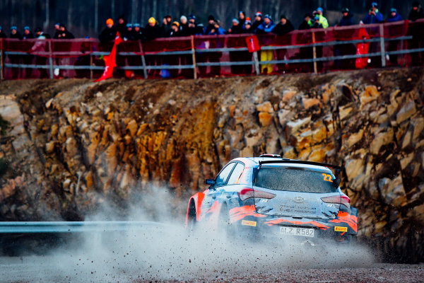 Ole Christian Veiby (NOR), Hyundai Motorsport, Hyundai i20 R5