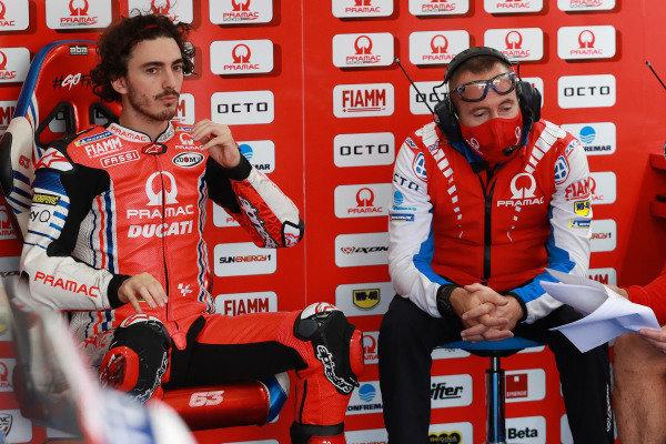 Francesco Bagnaia, Pramac Racing.
