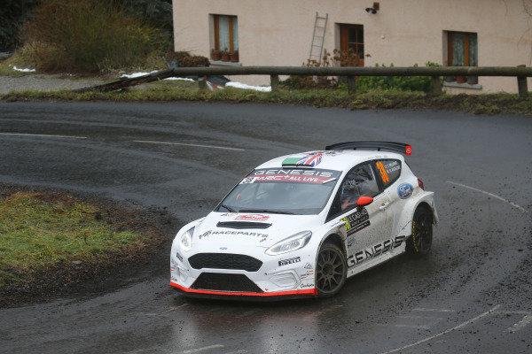 Tom Williams (GB), Ford Fiesta MkII Rally2