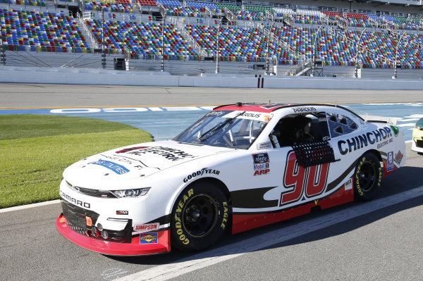 #90: Preston Pardus, DGM Racing, Chevrolet Camaro MAXIM/AP Sports Regimen