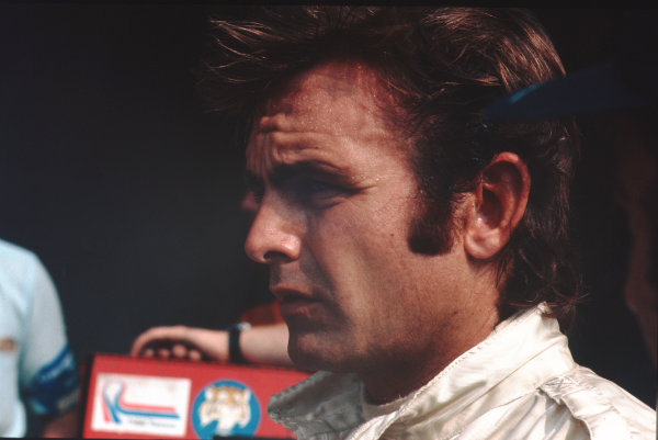 1972 Italian Grand Prix.Monza, Italy.8-10 September 1972.Peter Revson (McLaren Ford).Ref-R4A 06.World Copyright - LAT Photographic