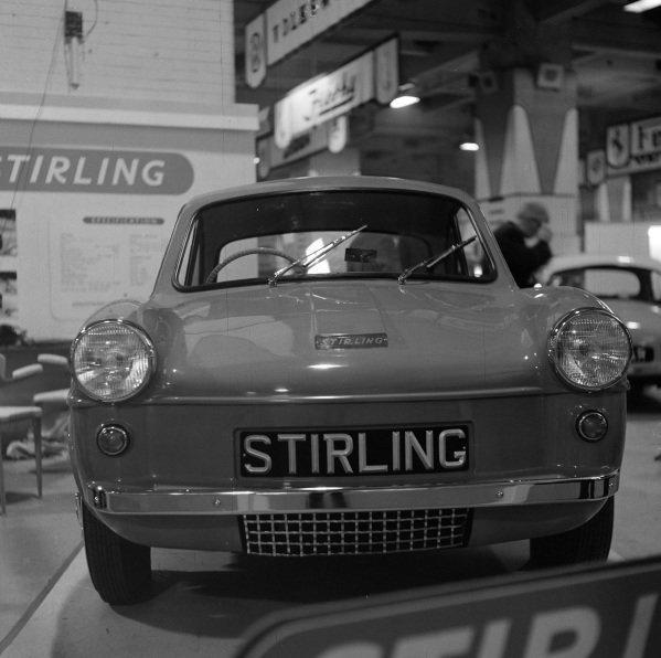 Opperman Stirling prototype.