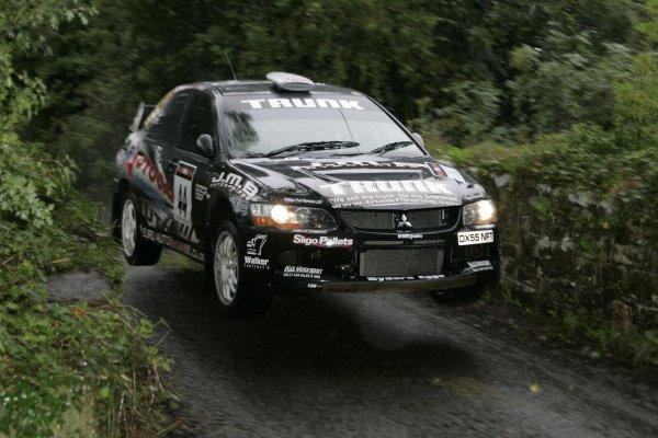 2006 British Rally ChampionshipUlster Rally, Armagh.2nd September 2006Errol ClarkeWorld Copyright - Ebrey/LAT Photographic