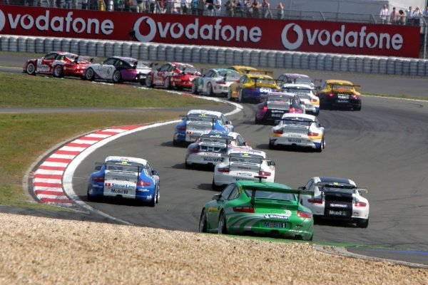 The start.
