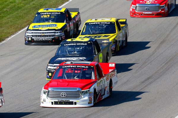 3-4 September, 2016, Bowmanville, Ontario Canada Timothy Peters and John Hunter Nemechek ?2016, Russell LaBounty LAT Photo USA